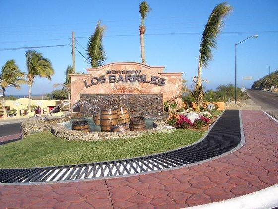 Living in Los Barriles, Mexico